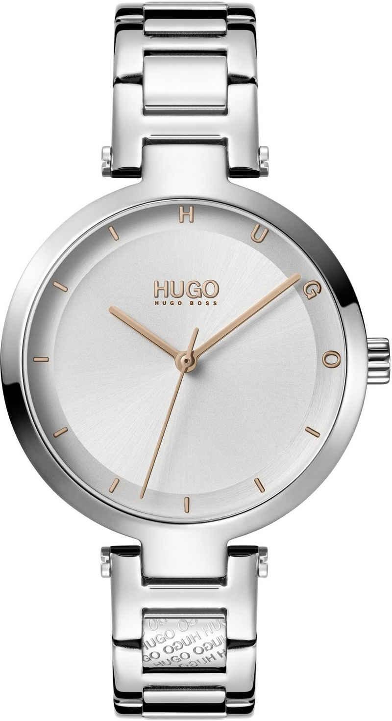 HUGO Quarzuhr »#HOPE, 1540076«