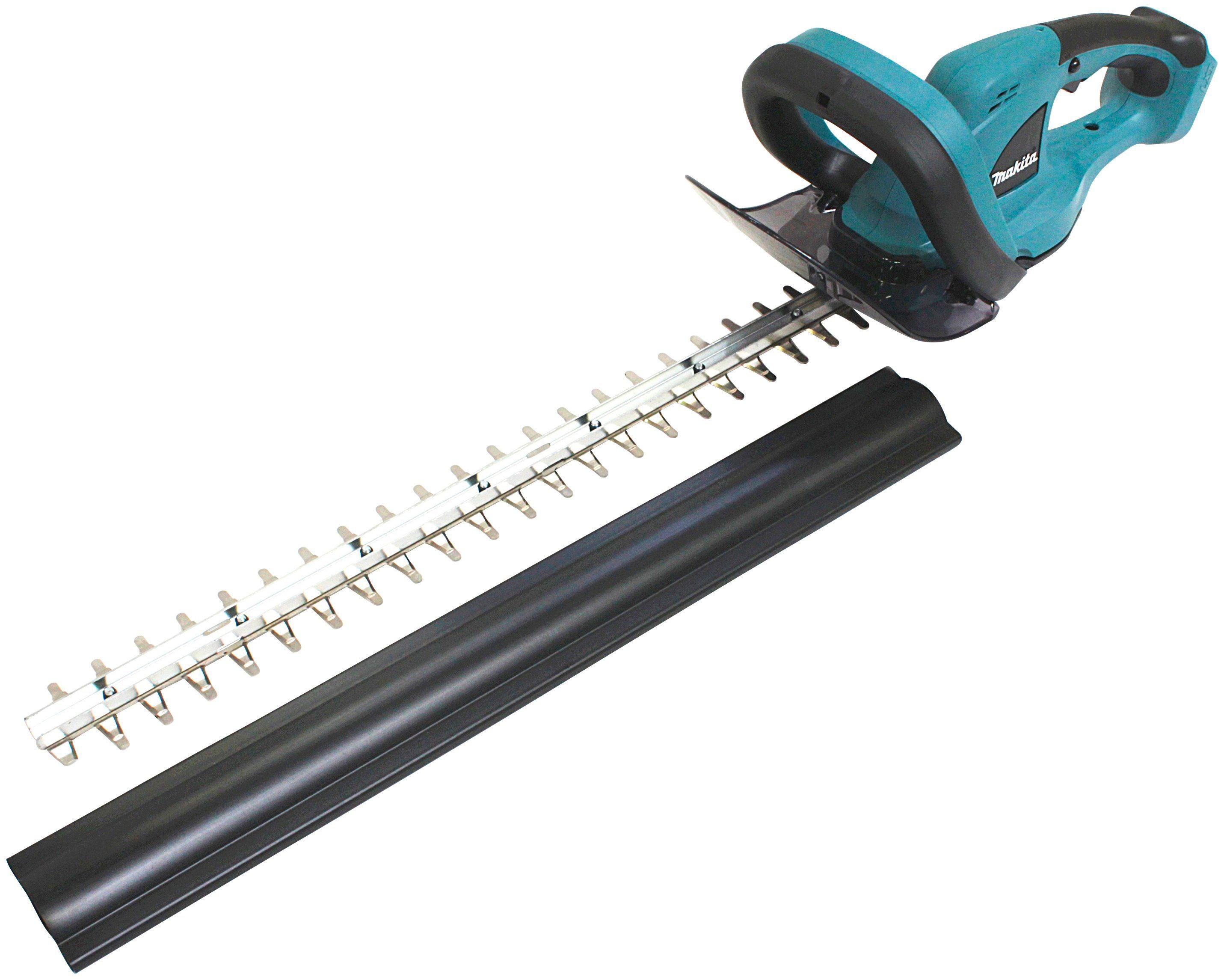 ohne Akku und Ladegerät 65 cm Makita Akku-Heckenschere 18 V DUH651Z