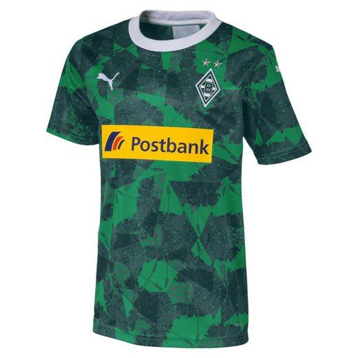 PUMA Trainingsshirt »Borussia Mönchengladbach Kinder Replica Ausweichtrikot«