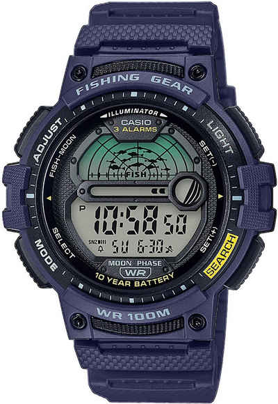 Casio Collection Chronograph »WS-1200H-2AVEF«