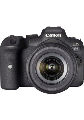 Canon »EOS R6 Gehäuse + RF 24-105mm F4-7.1 I...