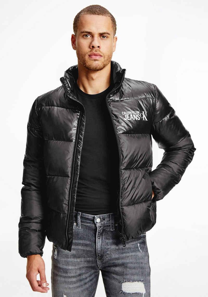 Calvin Klein Jeans Steppjacke »SEASONAL INSTIT NON DOWN JACKET«