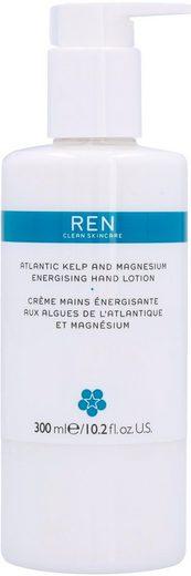 Ren Handlotion »Atlantic Kelp And Magnesium Energising Hand Lotion«