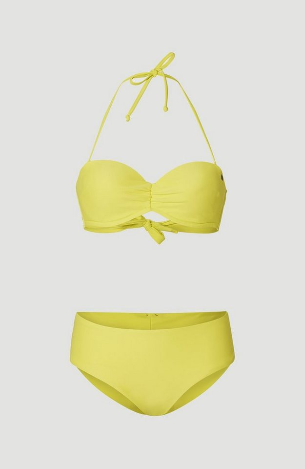 Bademode - O'Neill Bandeau Bikini »Havaa Malta« › gelb  - Onlineshop OTTO