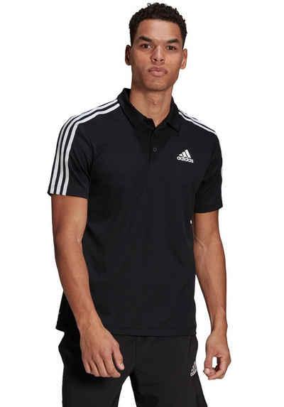 adidas Performance Poloshirt »MEN 3 STRIPES POLOSHIRT«