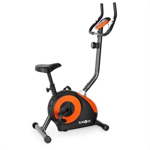 KLARFIT Fahrradtrainer »Mobi FX 250 Fahrrad-Heimtrainer Ergometer Pulsmesser max. 100 kg«