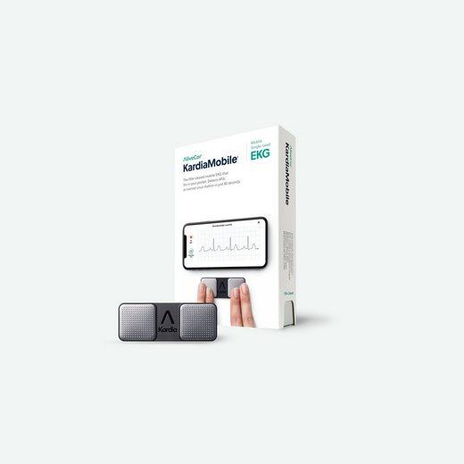 AliveCor Herzfrequenzsensor »Kardia Mobile EKG Herzmonitor«