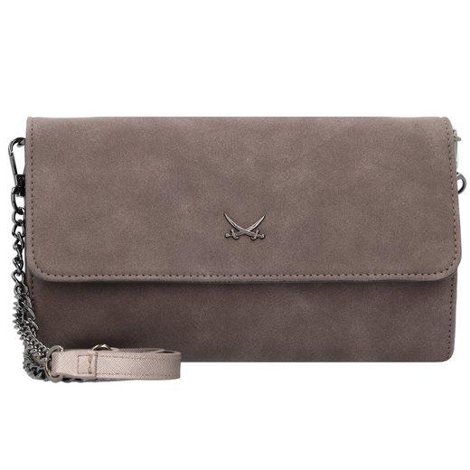 Sansibar Clutch Tasche 23 cm
