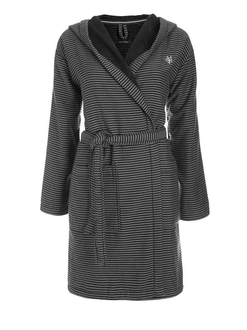 Damenbademantel »Bademantel aus garngefärbter Baumwolle«, Marc O'Polo