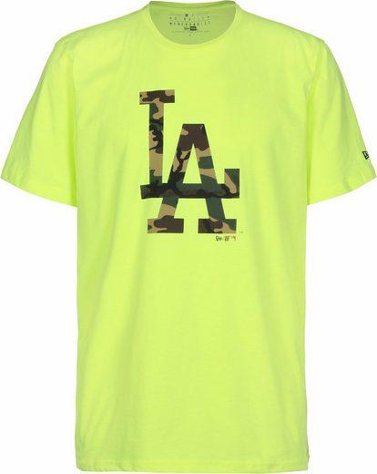 New Era T-Shirt »MLB Infill Team Logo Los Angeles Dodgers«