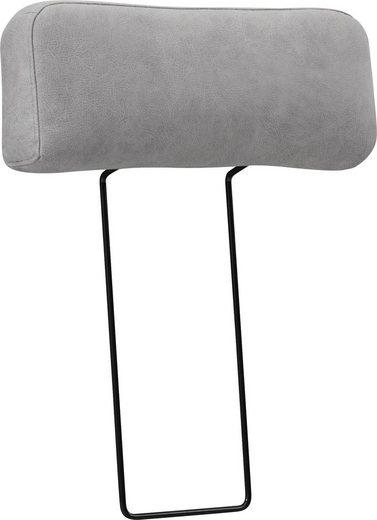 CALIZZA INTERIORS Kopfstütze »Onyx«, stufenlos in der Neigung verstellbar