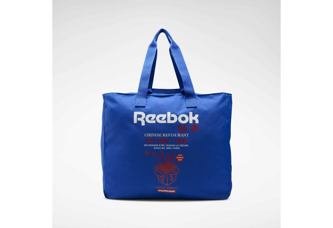 reebok classic -  Shopper »Classics Graphic Food Tote«