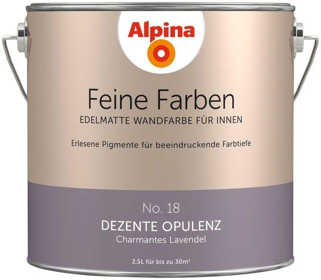 Alpina Feine Farben Dezente Opulenz, lila
