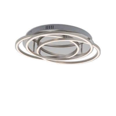 Briloner Leuchten Deckenleuchte »3248-018«, LED Deckenlampe dimmbar 3000K 4800lm Ø52,5cm