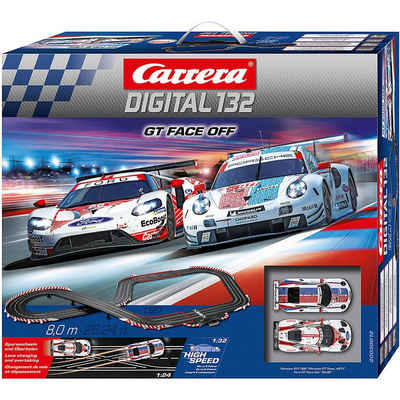 Carrera® Autorennbahn »GT Face Off«