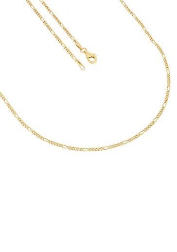 Firetti Silberkette »Figarokette 2-fach diamantiert, 1,75 mm«