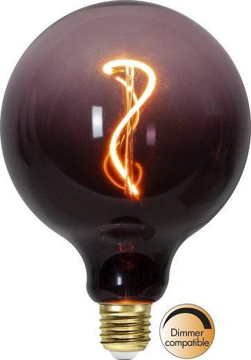 Home affaire »ColourMix« LED-Filament, E27, 2 Stück, dimmbar, Maße: 12,5x17,5 cm