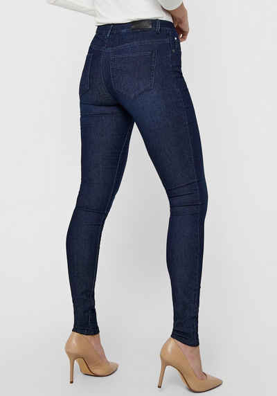 Only Skinny-fit-Jeans »ONLCARMEN IRIS« mit Stretch