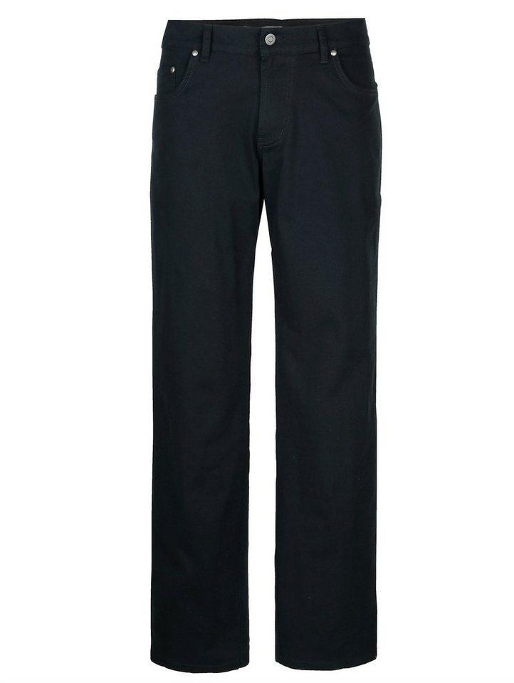 boston park -  5-Pocket Hose mit hohem Tragekomfort