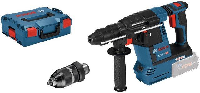 Bosch Professional Akku-Bohrhammer GBH 18V-26 F , 230 V, ohne Akku und Ladegerät