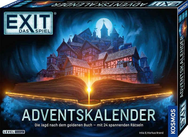 Kosmos Adventskalender »EXIT Das Spiel«