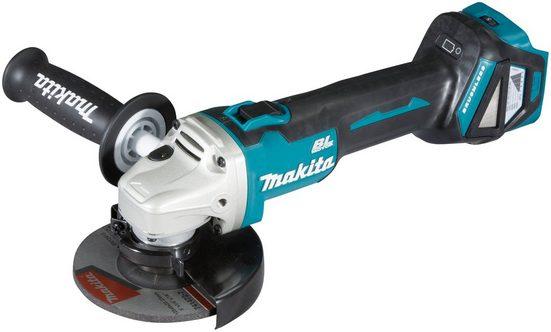 MAKITA Akku-Winkelschleifer »DGA511Z«, 125 mm, 18 V, ohne Akku und Ladegerät