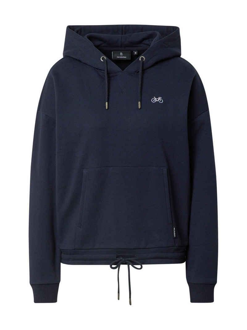recolution Sweatshirt »BEGONIA« (1-tlg)