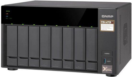 QNAP Turbo NAS TS-873-4G NAS-Server