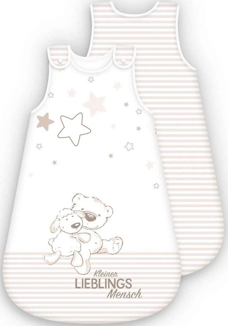 Baby Best Babyschlafsack »Lieblingsmensch« (1 tlg)