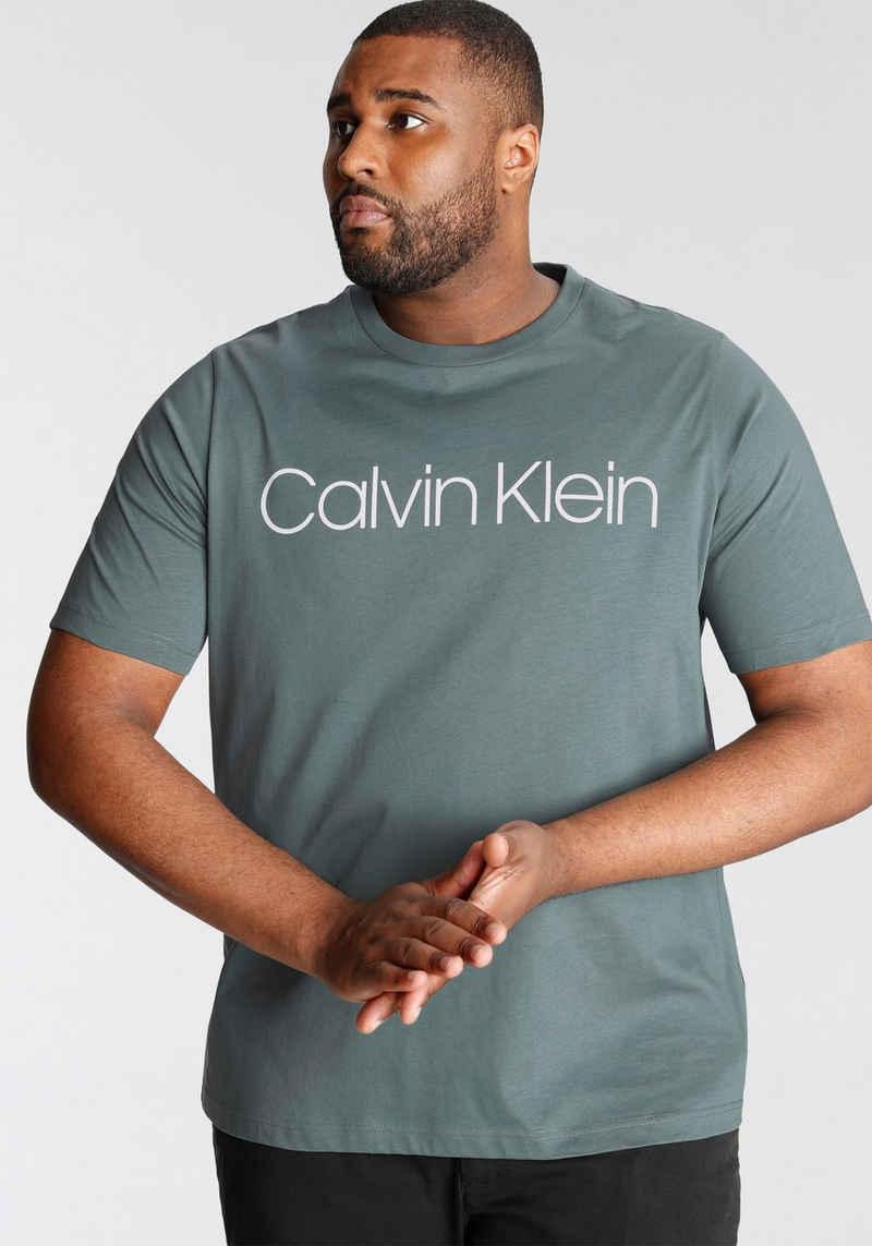 Calvin Klein Big&Tall T-Shirt »BT-COTTON FRONT LOGO T-SHIRT«