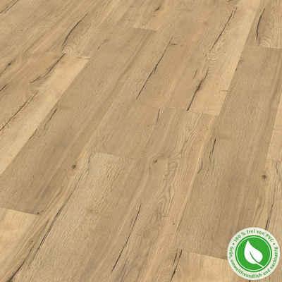 EGGER Designboden »GreenTec EHD014 Monfort Eiche natur«, Packung