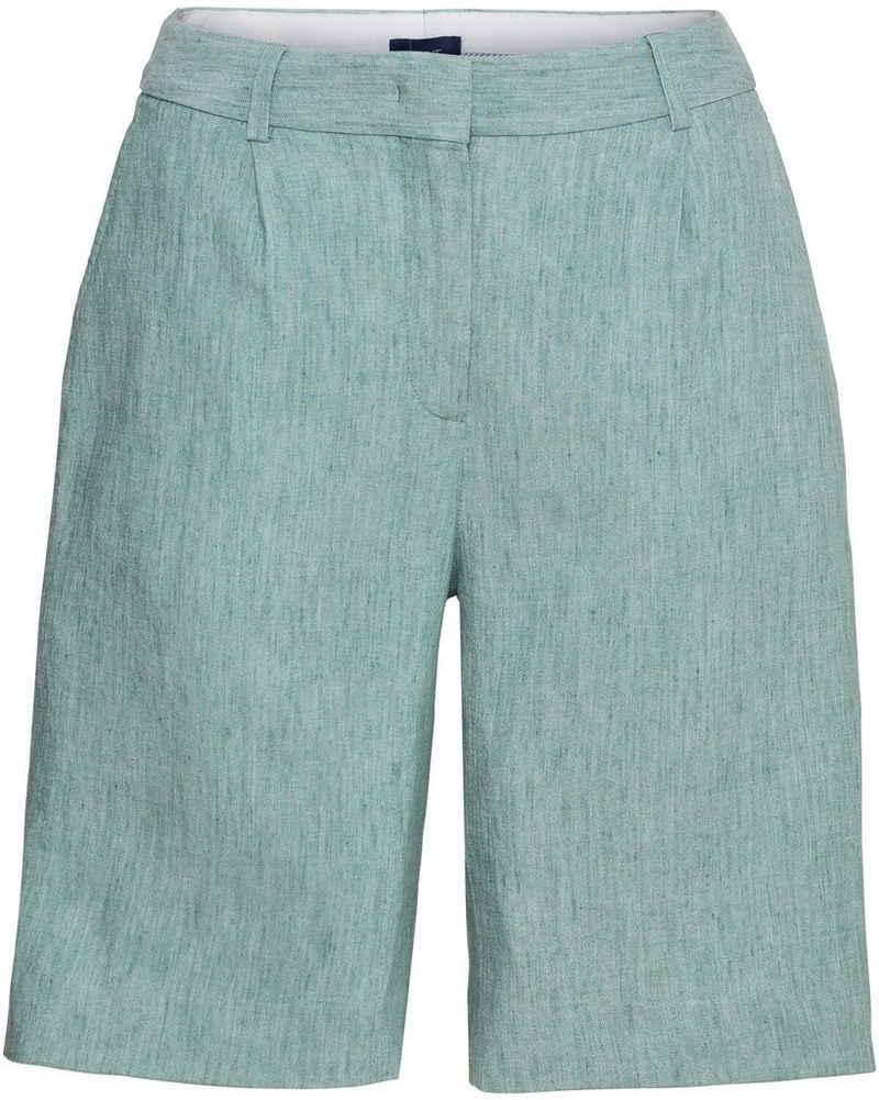 Gant Shorts »Shorts aus Stretch-Leinen«