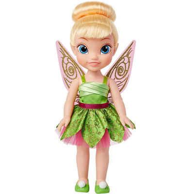 Jakks Pacific Stehpuppe »Disney Fairies Feenstaub Tinkerbell Puppe 35 cm«