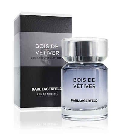 LAGERFELD Eau de Toilette »Karl Lagerfeld Bois De Vetiver Eau De Toilette 50ml Spray«