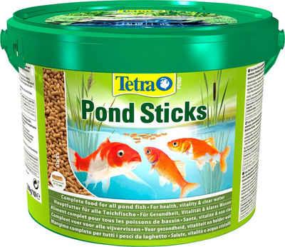 Tetra Fischfutter »Pond Sticks«, 10 Liter