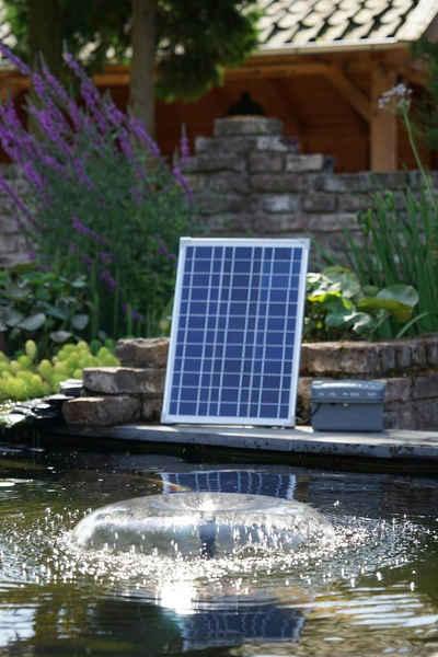 Ubbink Solarpumpe »SolarMax 2500 Accu«, 2480 l/h