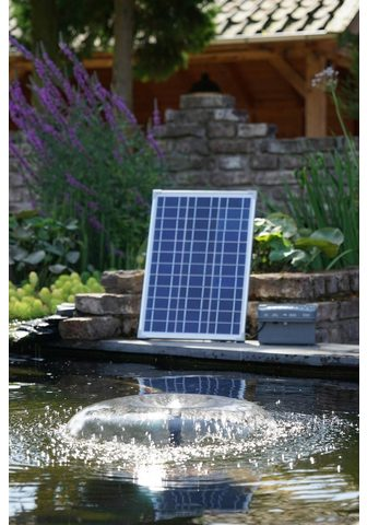 Ubbink Solarpumpe »SolarMax 2500 Accu« 2480 l...
