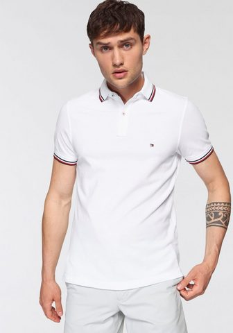Tommy Hilfiger Polo marškinėliai »TOMMY TIPPED SLIM P...