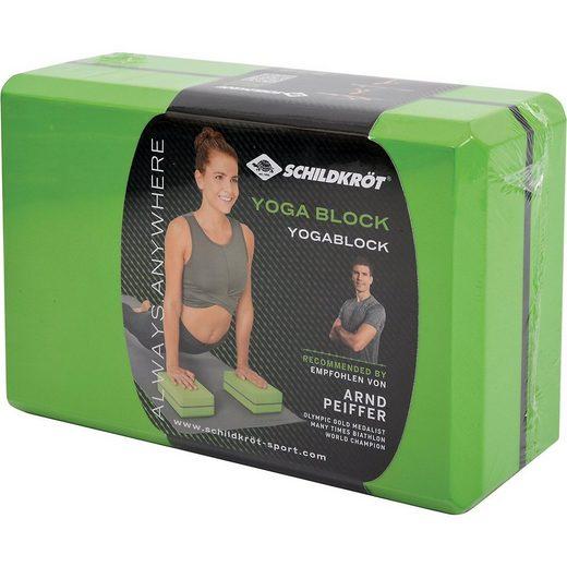 Schildkröt-Fitness Fitnessmatte »Yoga Block«