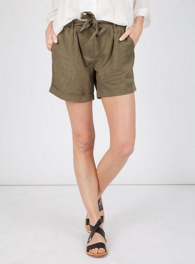 Mavi Shorts »PLEATED SHORTS« Stoffshorts