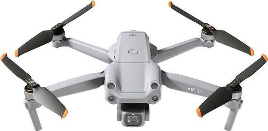 dji »AIR 2S Fly More Combo« Drohne (5,4K, & Smart Controller)