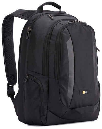 Caselogic Notebook-Rucksack »Professional Backpack«, sicherer Transport von Elektronik, spritzwassergeschütztes Material und für die tägliche Nutzung bestens geeignet, mit Ordnungsfächern für Berufstätige