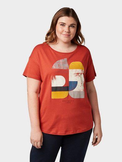 TOM TAILOR MY TRUE ME T-Shirt »T-Shirt mit Print«