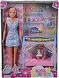 SIMBA Anziehpuppe »Steffi Love, Sweet Dreams«, mit Baby und Kinderbett, Bild 7