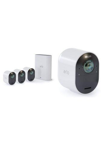 ARLO »Kabelloses 4K-UHD-Überwachungssystem ...