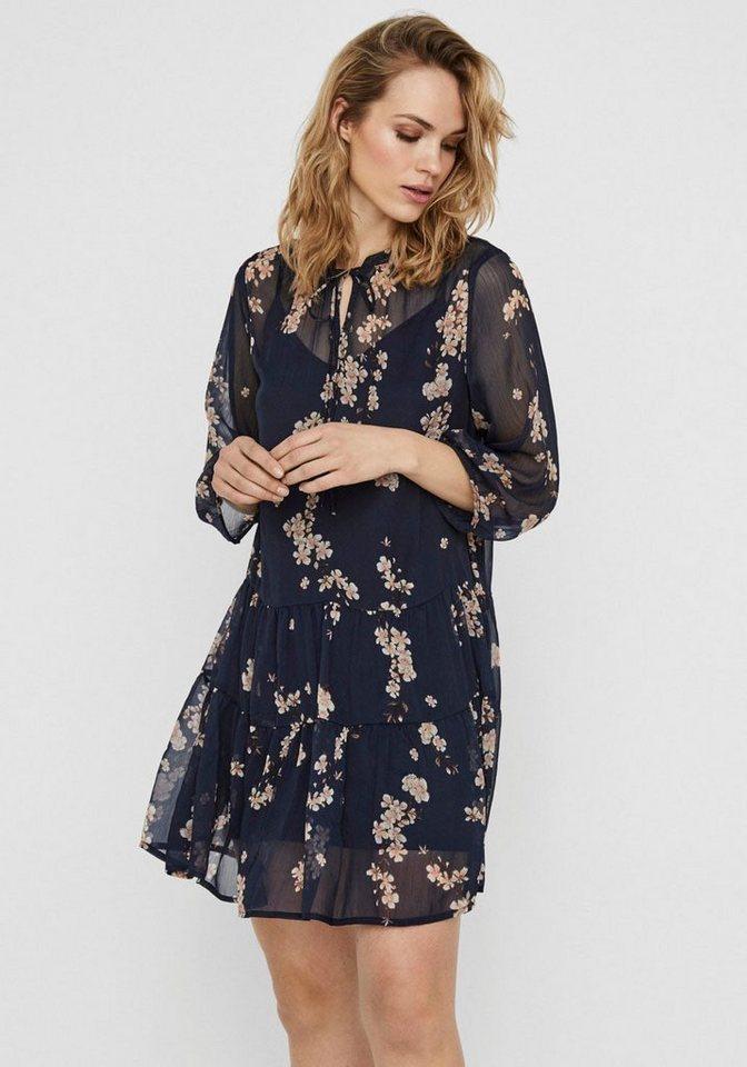 Vero Moda Blumenprint Hemd, Floral bedruckte Bluse online