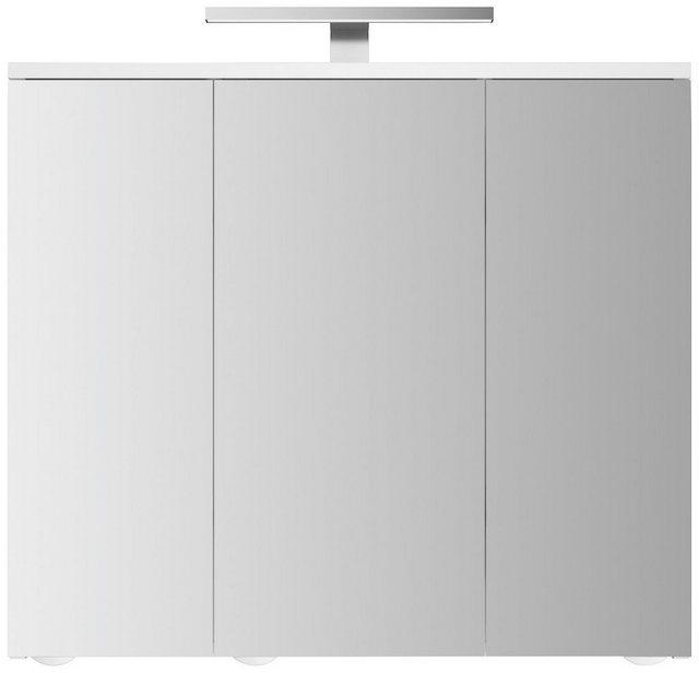 Spiegel - jokey Spiegelschrank »Arda« weiß, 72,20 cm Breite  - Onlineshop OTTO