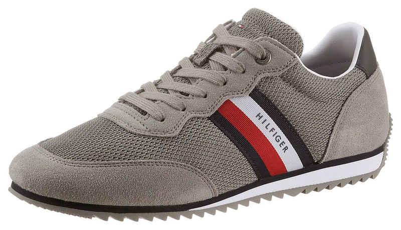 Tommy Hilfiger »ESSENTIAL MESH RUNNER« Sneaker mit seitlichen Streifen