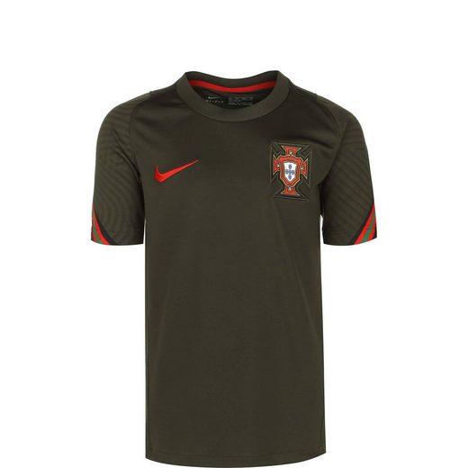 Nike Trainingsshirt »Portugal Breathe Strike Em 2021«