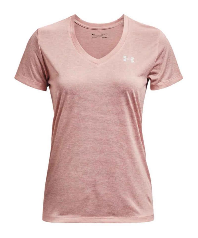 Under Armour® Laufshirt »Tech SSV Shirt Damen« default